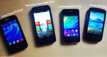Idea working with handset-makers for less expensive cell phones