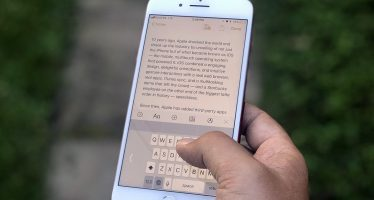 iPhone: Get a One-Handed Keyboard Without Waiting for iOS 11