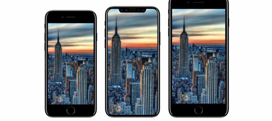 More iPhone eight leaks display Apple is, at the end, catching as much as Android resolutions