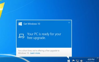 Microsoft Makes Windows 10 Creators Update Available to All