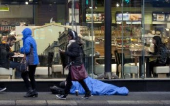 Urban ministry offers tips on talking to the homeless