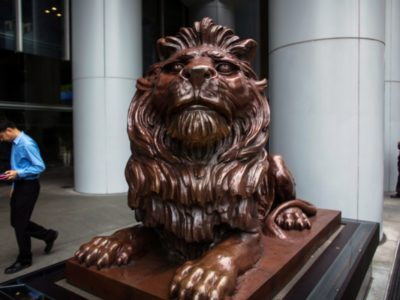 HSBC's hungry lions want clean prey