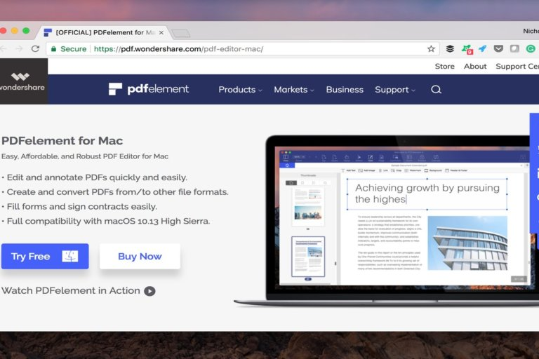 Best PDF reader for Mac of 2018