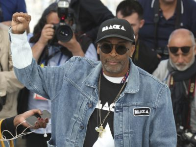 Cannes 2018: Spike Lee tells world to 'wake up' over Trump