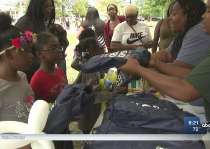 CPD holds neighborhood gaming occasion