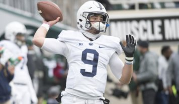 Penn State football sharing Mac Hippenhammer with baseball group — and that's satisfactory with them