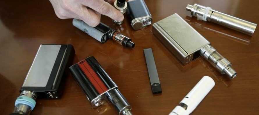 Schools try ticketing, schooling to get students to prevent vaping on campus
