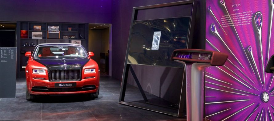 AL JENAIBI INTERNATIONAL AUTOMOBILES ANNOUNCES ARRIVAL OF NEW ROLLS-ROYCE CULLINAN SUV