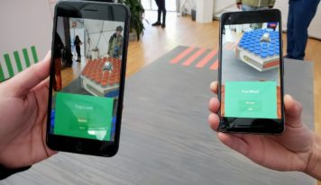 Google 'Cloud Anchors' will help synchronize group AR experiences across iOS and Android devices