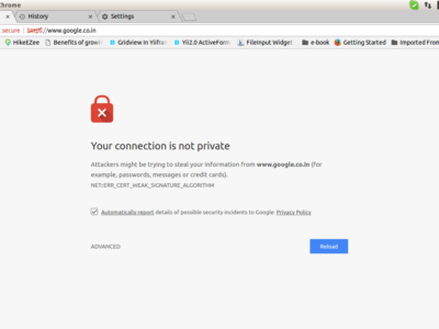 Google Chrome update – Is your net browser CRASHING? This can be why