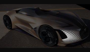 DS Automobiles' X E-TENSE Autonomous EV Previews the Future Cars of Year 2035