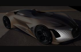 DS Automobiles' X E-TENSE Autonomous EV Previews the Future Cars of Year 2035