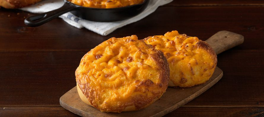 Mac & Cheese Bagels Are the Breakfast, Lunch, and Dinner Craving We Didn't Know We Had