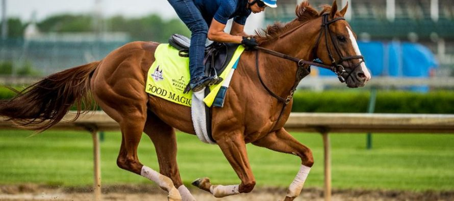 2018 Kentucky Derby: Updated Saturday Odds, Last-Minute Betting Tips, and How the Mud Can Be Run