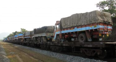 Railways Emerge as Most Preferred Carrier of Automobiles