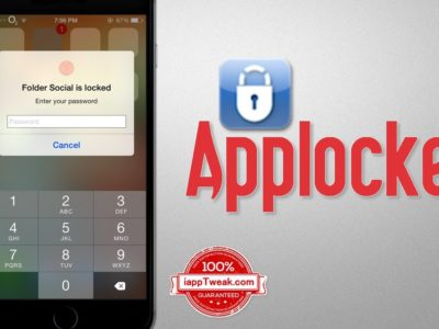 How to password protect iPhone apps and folders
