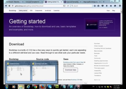 Bootstrap and WordPress Theme Integration in 8 Easy Steps