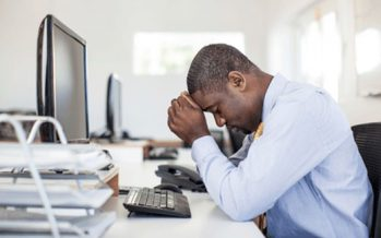 Five Tips for Dealing With Stress at Work