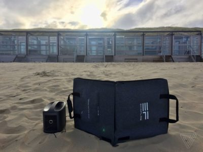 Last year, transportable energy startup EcoFlow launched its first product, the EcoFlow River. It's a mobile energy station with a big capacity of 412Wh or 116,000mAh with a complete output of 500 watts, capable of fee as much as eleven gadgets concurrently. What's more, it may maintain a complete price for as much as a yr, making it an ideal backup battery for emergencies.   However, although it is transportable, it's nonetheless massive and packs too much energy to bring forth a aircraft seeing that FAA regulations (PDF) restriction you to lithium ion (rechargeable) batteries with a rating of no more than 100 watt hours (Wh) in step with battery with out airline approval. So for its second product, EcoFlow took the River and sliced it up to provide you the power of a large battery in a smaller package deal or, extra effectively, programs.   Instead of one large battery, the approaching River Bank, is made of a prime 94Wh, 25600mAh battery module as a way to be a part of with different modules to create one power source to do everything from price your telephone and computer to jump-begin your automobile.   EcoFlow River Bank 26 EcoFlow River Bank lets you construct your personal strength bank The major module features two bidirectional USB-C ports and two USB-A ports with Quick Charge three.0 and on pinnacle is a Qi-general wi-fi charging pad. The preproduction unit I tested out labored with both an iPhone X and a Galaxy S7 and the pad is massive sufficient to charge an Apple Watch and a phone on the same time.  The bidirectional ports permit you to simultaneously rate devices and the module. You also can use both USB-C ports to rate the module's battery on the identical time to fully rate it in about an hour. And it can preserve a full rate for six months. A real-time LED show on front lets you display output and remaining power. Plus, you may use the module as a USB hub.   To increase your charging skills, the principle module may be stacked on a 44Wh vehicle mo