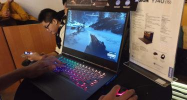 Lenovo unveils Legion Y740 and Y540 gaming laptops