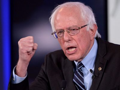 'CPAC for progressives': Bernie Sanders and others debate the left's big ideas