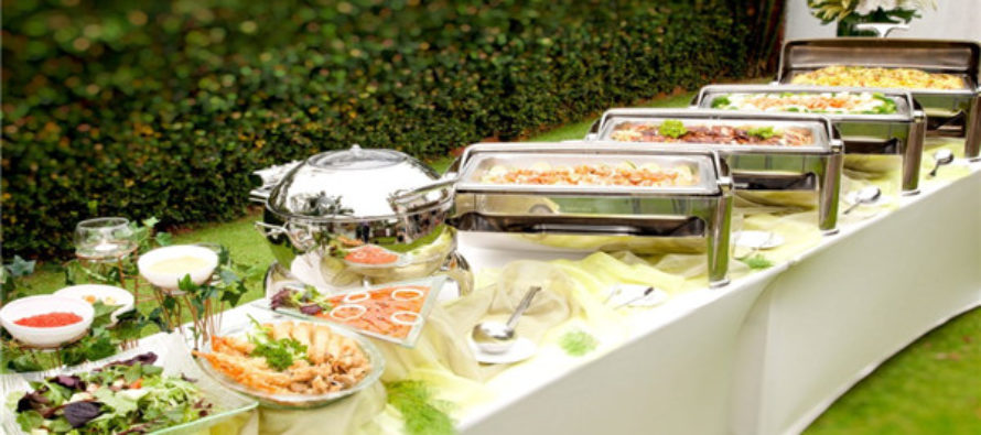 Catered Buffet: The Many Benefits