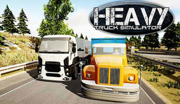 Enjoy Playing Heavy Truck Simulator Mod on Your Computer